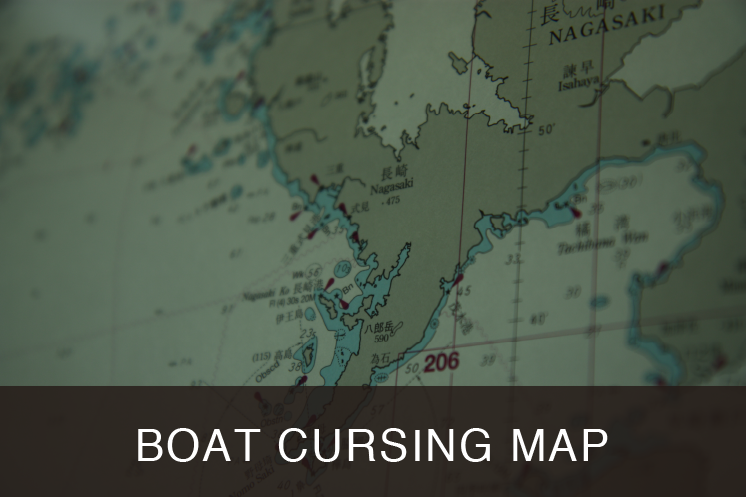 BOAT CURSING MAP
